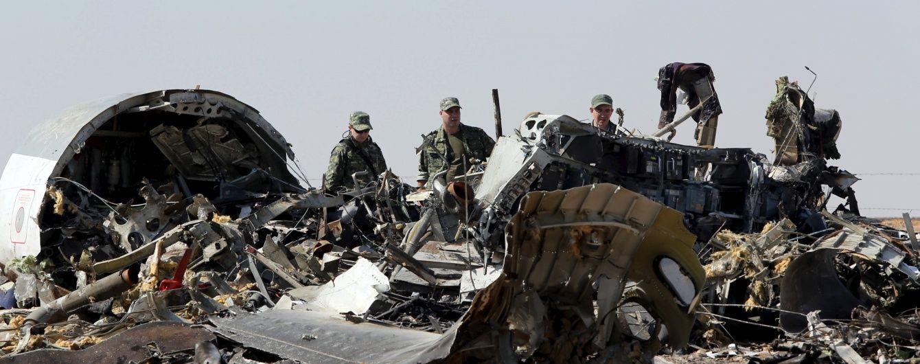 Владелец российского Airbus A321 назвал свою причину катастрофы в Египте