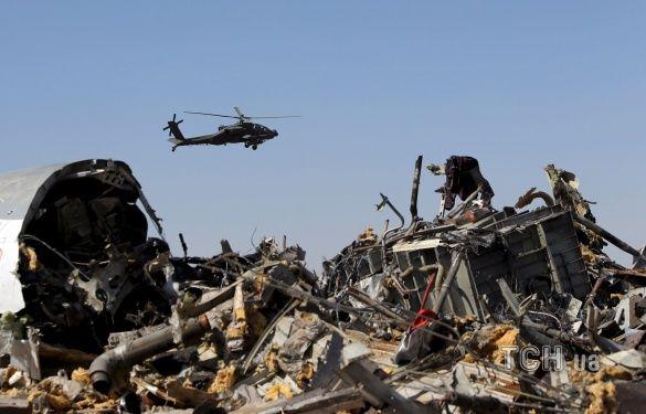 Фото з місця падіння літака Airbus у Єгипті _8