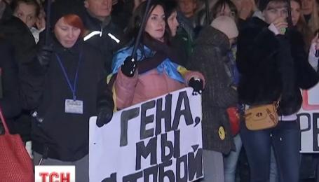 В субботу украинцев ошеломила новость о задержании Геннадия Корбана