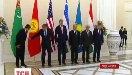 Сполучені Штати Америки посилюють вплив у Центральній Азії