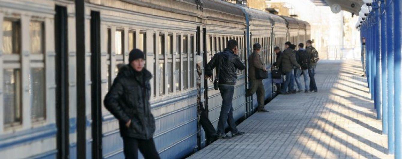 Протест на рейках на Київщині: біля Баришівки відновили рух поїздів