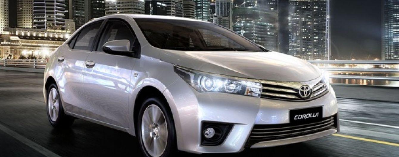 Toyota відкликає 5,8 млн авто через несправність подушок безпеки