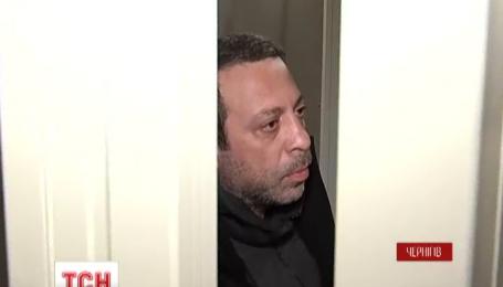 Суд в Чернигове еще не выбрал меру пресечения для Геннадия Корбана