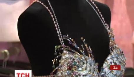 В США представили бюстгальтер с бриллиантами