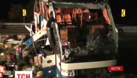 8 українців, які напередодні потрапили в ДТП в Австрії, залишаються у лікарнях