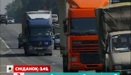 Кабмін заборонив фурам масою більше 40 тонн пересуватися дорогами