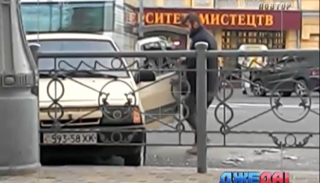 Чиновники предложили новый законопроект по усилению ответственности для автоворов