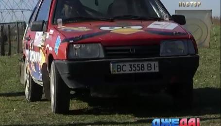 Лучшие автоспортсмены страны на выходных соревновались за кубок ралли «Галиция»