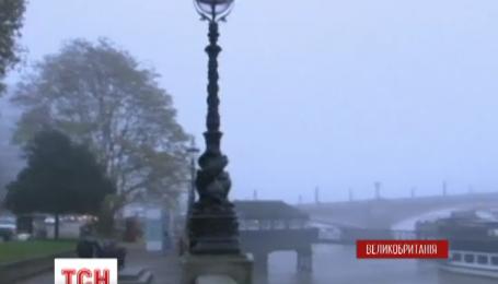 Рекордні британські тумани можуть зіпсувати плани мандрівників