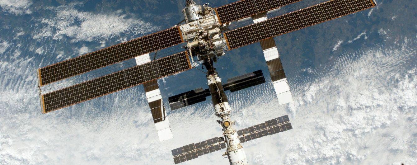 Один із комп'ютерів управління російського сегменту на МКС вийшов з ладу
