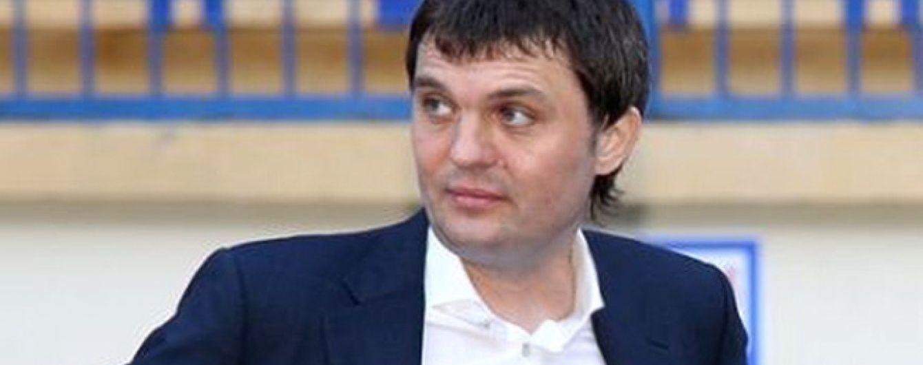 КДК ФФУ снял дисквалификацию с лучшего спортивного менеджера Украины