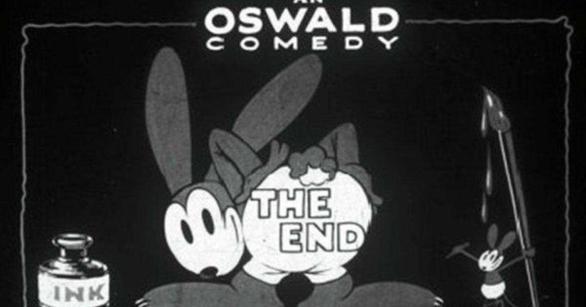 У Британії випадково знайшли мультфільм Діснея із попередником Міккі Мауса