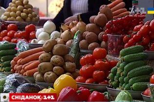 Після новорічних свят в Україні здешевшали тепличні овочі
