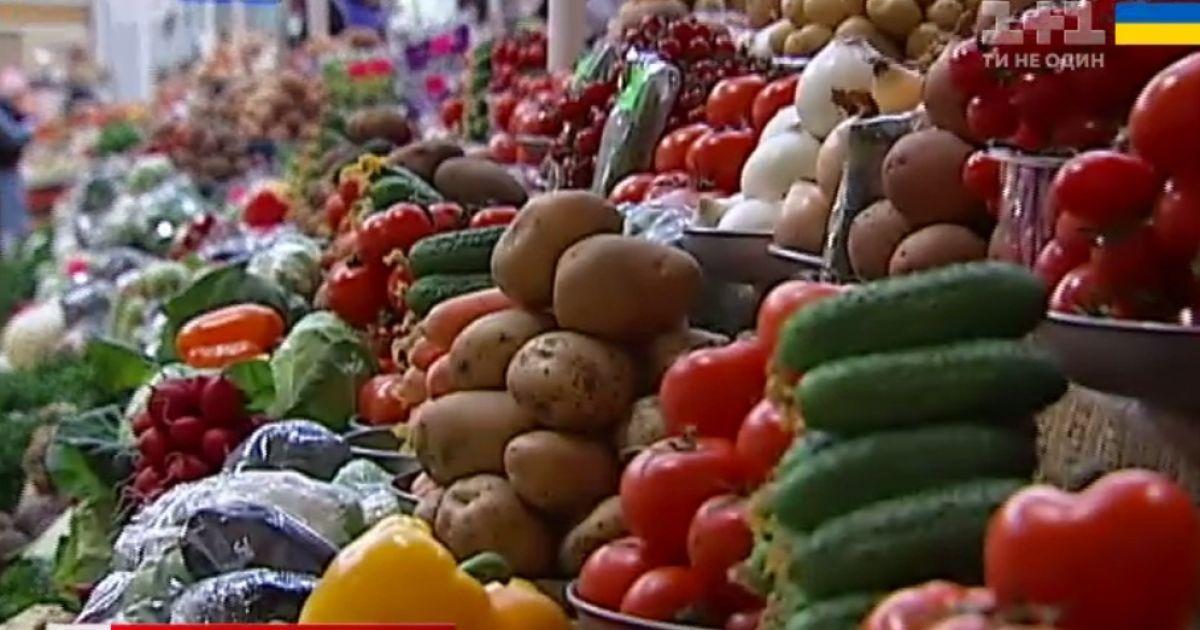 В Украине подорожали овощи из борщового набора и сахар