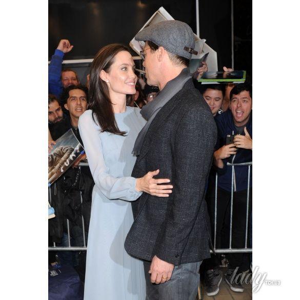 Анджелина Джоли и Брэд Питт_9