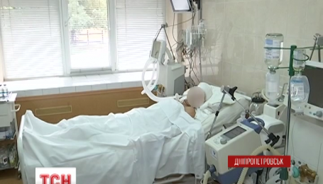 В Днепропетровске пытаются спасти бойца 93 бригады, который получил тяжелое ранение в Песках