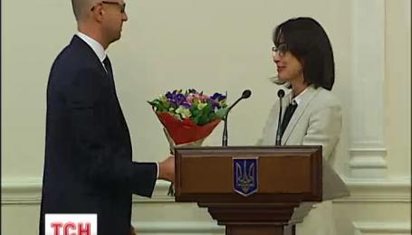 Радниця Авакова Хатія Деконаїдзе очолила Національну поліцію України