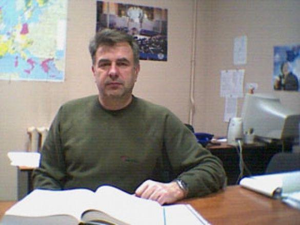 Професор Богдан Гудь