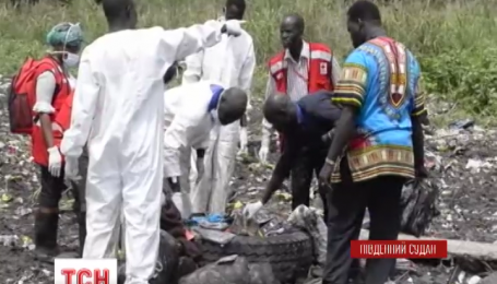 41 человек погиб в авиакатастрофе в Южном Судане