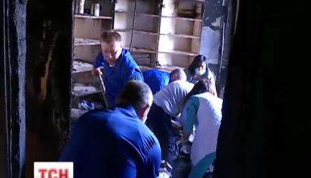 У київській дитячій лікарні Охматдит сталася пожежа