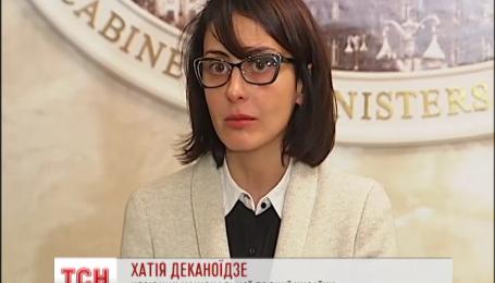 Національну поліцію України очолила грузинка
