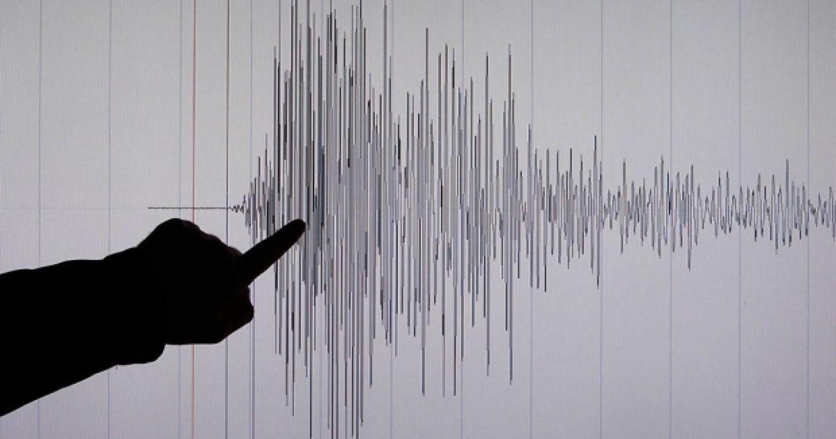 Удар стихии: в Тихом океане произошло мощное землетрясение с магнитудой 6,5
