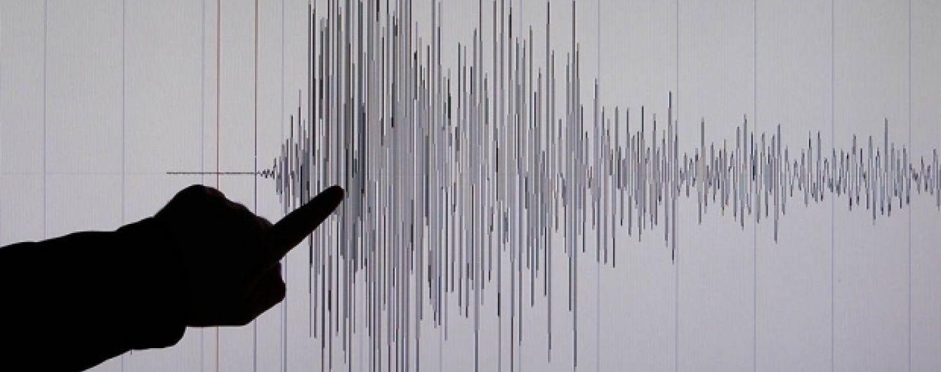 Китай сотрясло мощное землетрясение