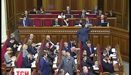 Сегодня Верховная Рада рассматривает законы необходимые для безвизового режима