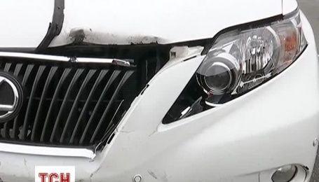 В поліції розповіли подробиці аварії Chevrolet у столиці