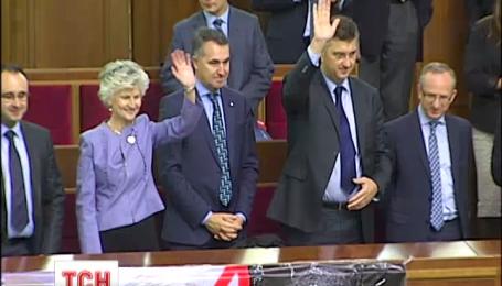 Утром депутаты проголосовали за основу проект трудового кодекса