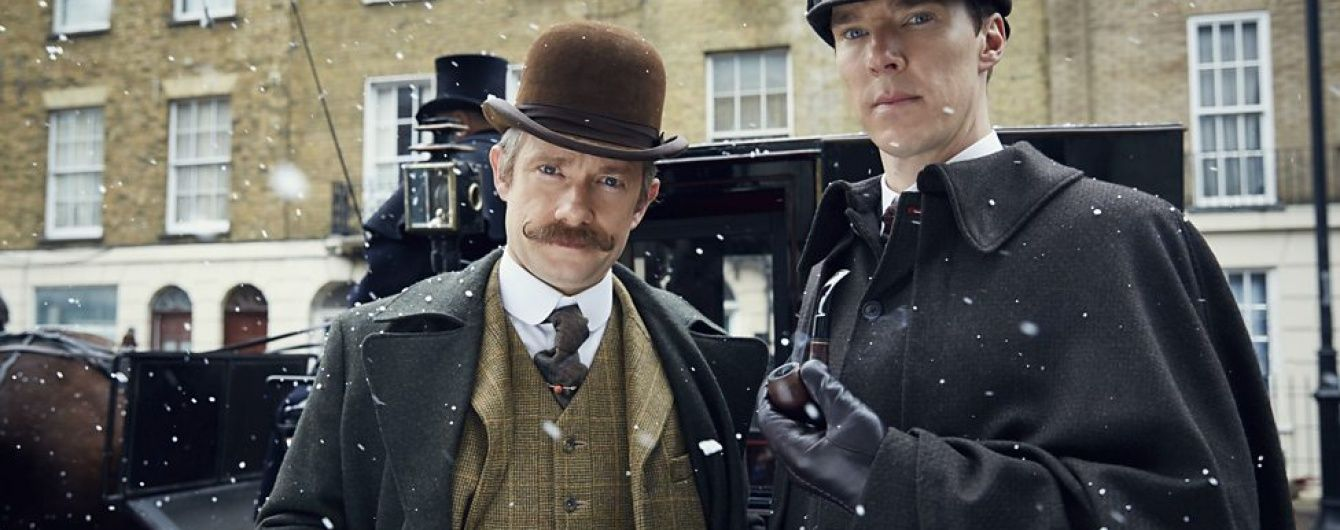 """Стала відома дата виходу четвертого сезону """"Шерлока"""""""