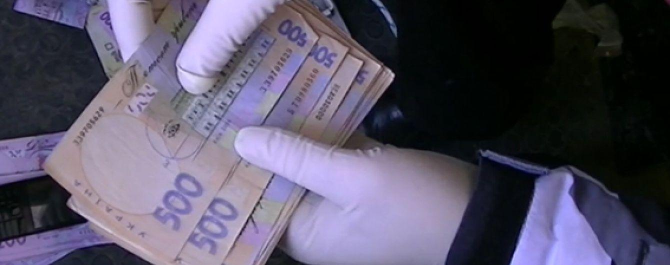 У Харкові поліція спіймала на хабарі керівника одного з районів