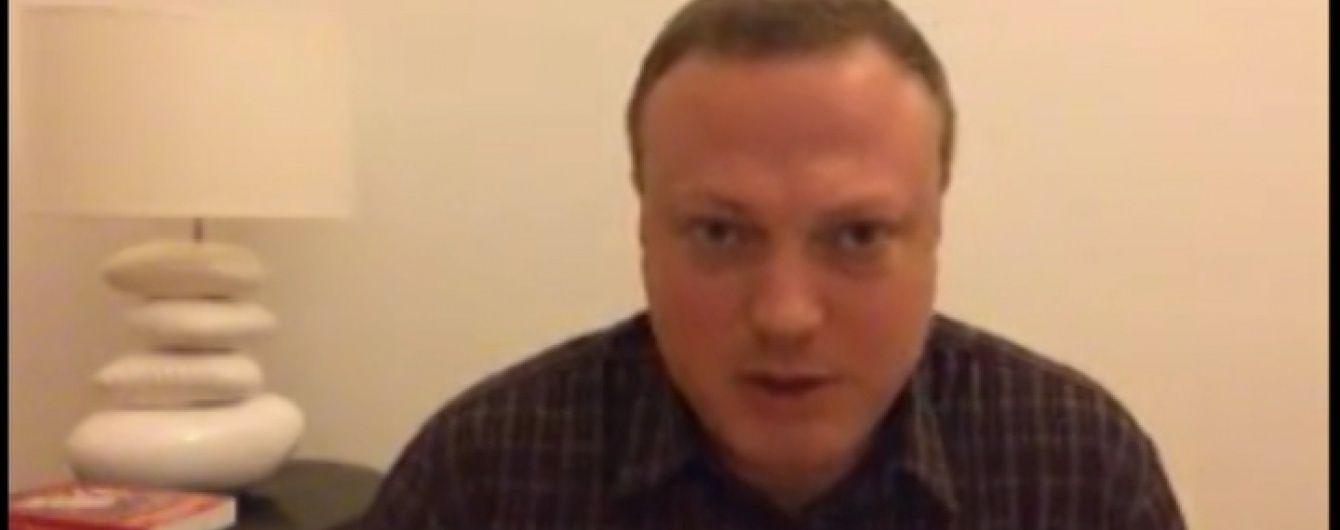 Святослав Олійник пояснив, чому поїхав з України