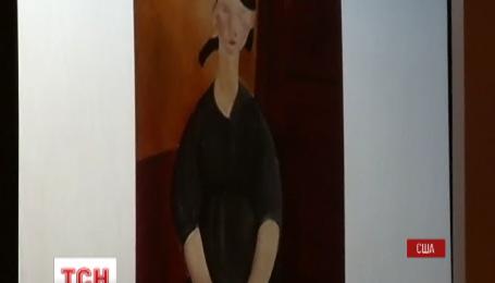 На аукционе Сотбис в Нью-Йорке продали картин на почти на 400 млн долларов