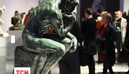 Шедевры мировой пластики можно увидеть в столичном «Мистецькому арсеналі»
