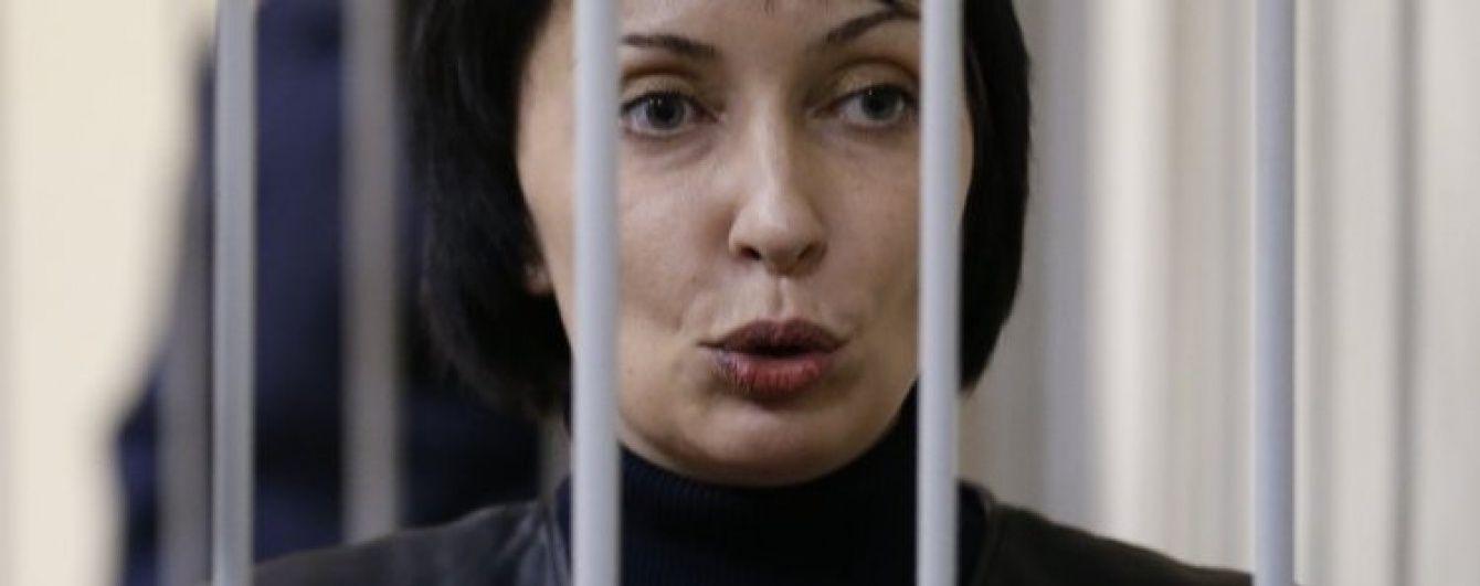 Генпрокуратура призупинила слідство проти одіозної Лукаш