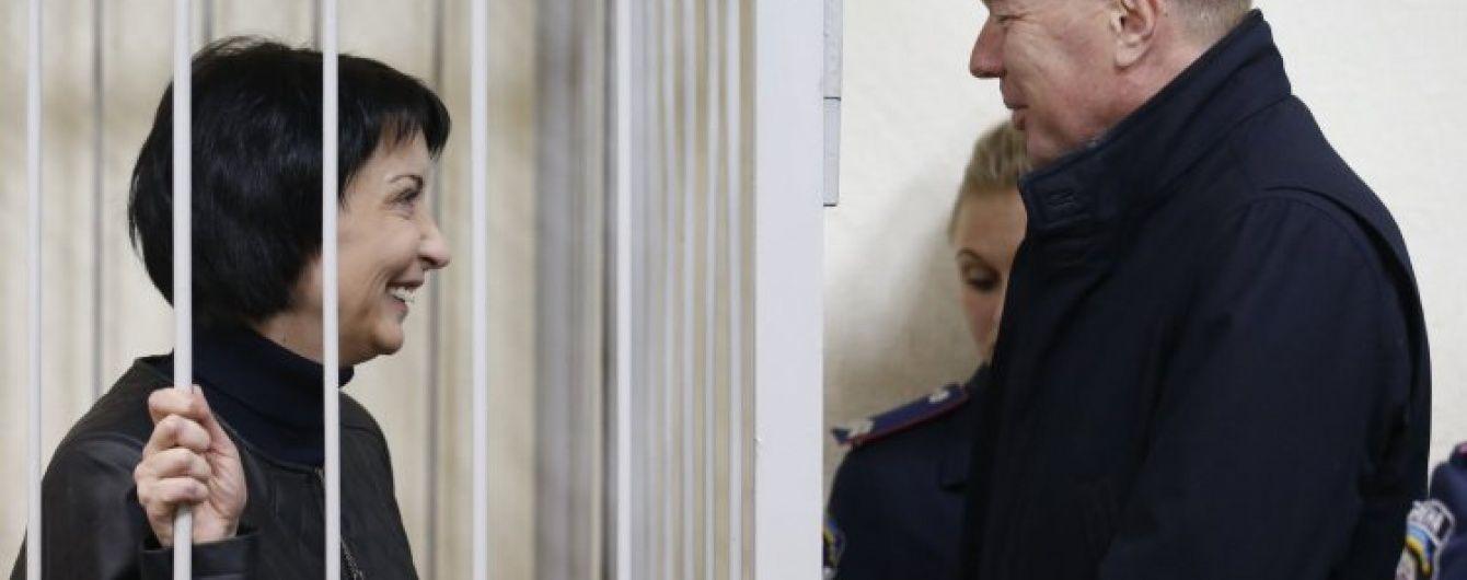 Апеляційний суд відмовився розглядати справу Лукаш