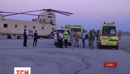 Россия приостановила полеты в Египет