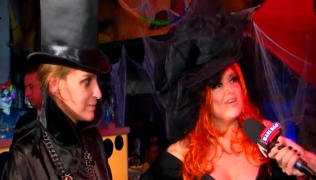 Наталья Могилевская считает Хэллоуин уместным для Киева праздником