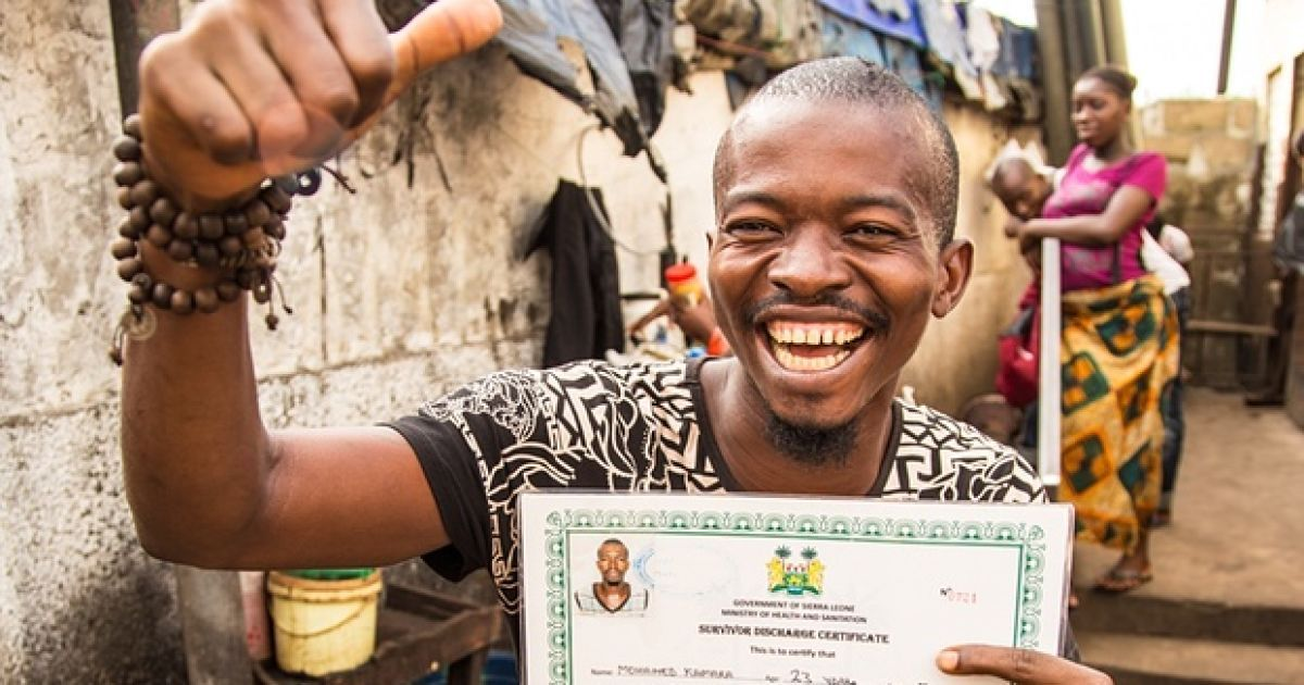 Сьєрра-Леоне остаточно поборола Еболу