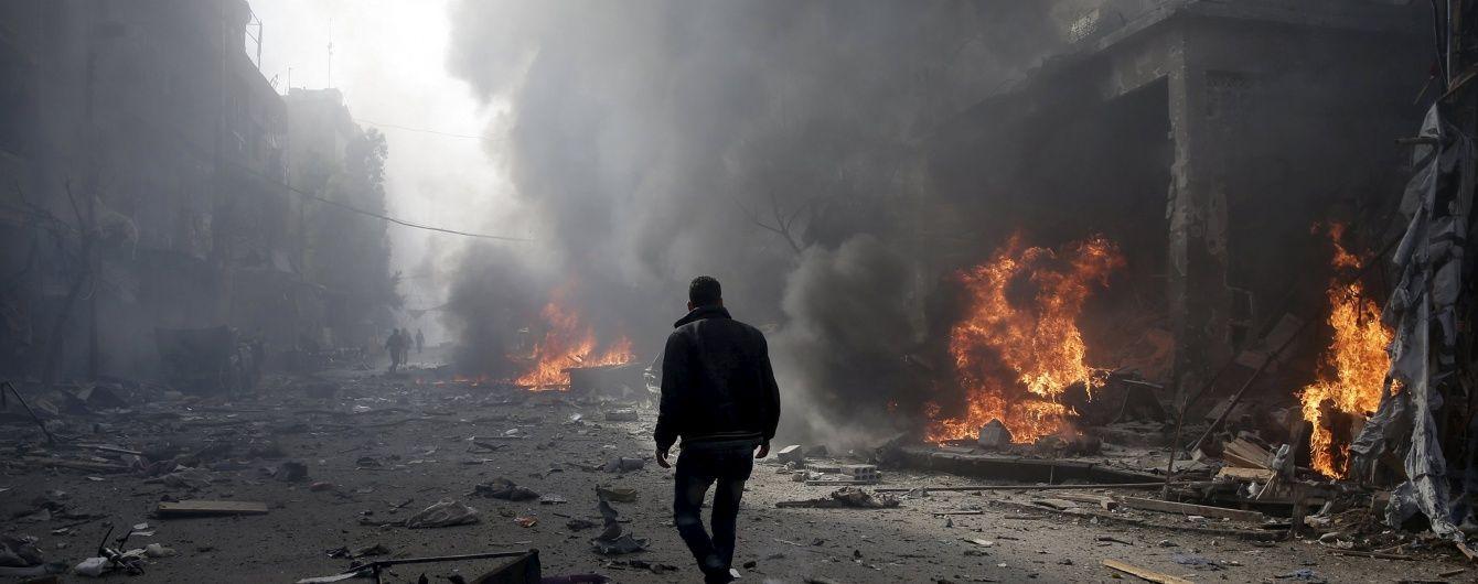 Теракти у Дамаску: кількість жертв збільшилася до 76 осіб