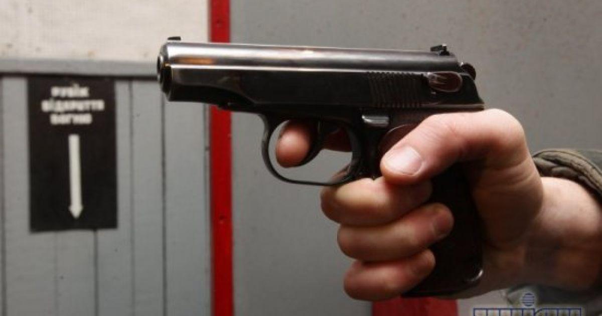 В Киеве мужчина ограбил банк, угрожая гранатой