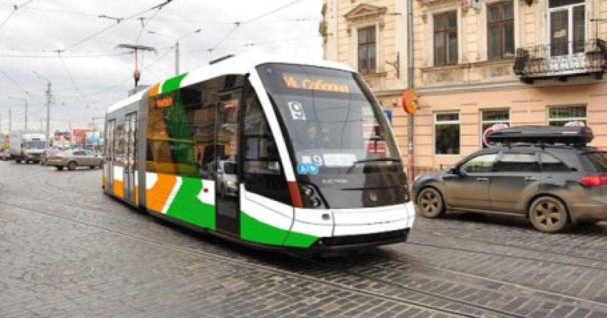 У Львові визначили переможців конкурсу на брендування громадського транспорту