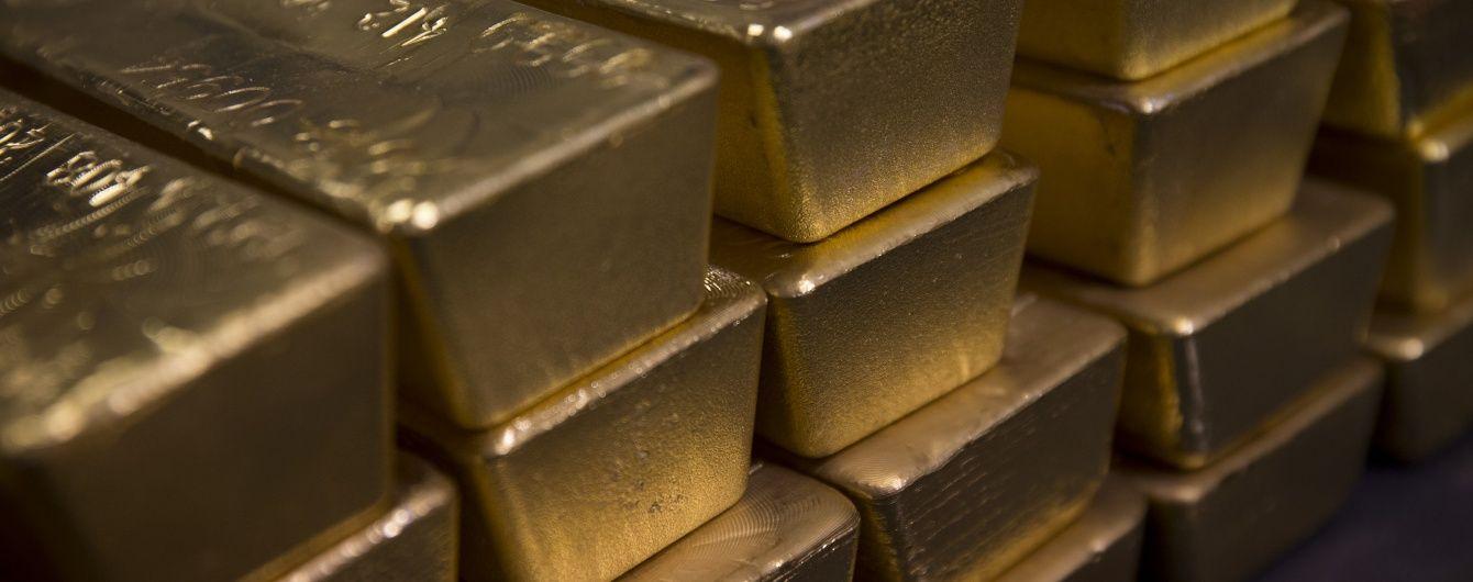 Нацбанк порахував свої запаси золота й валюти