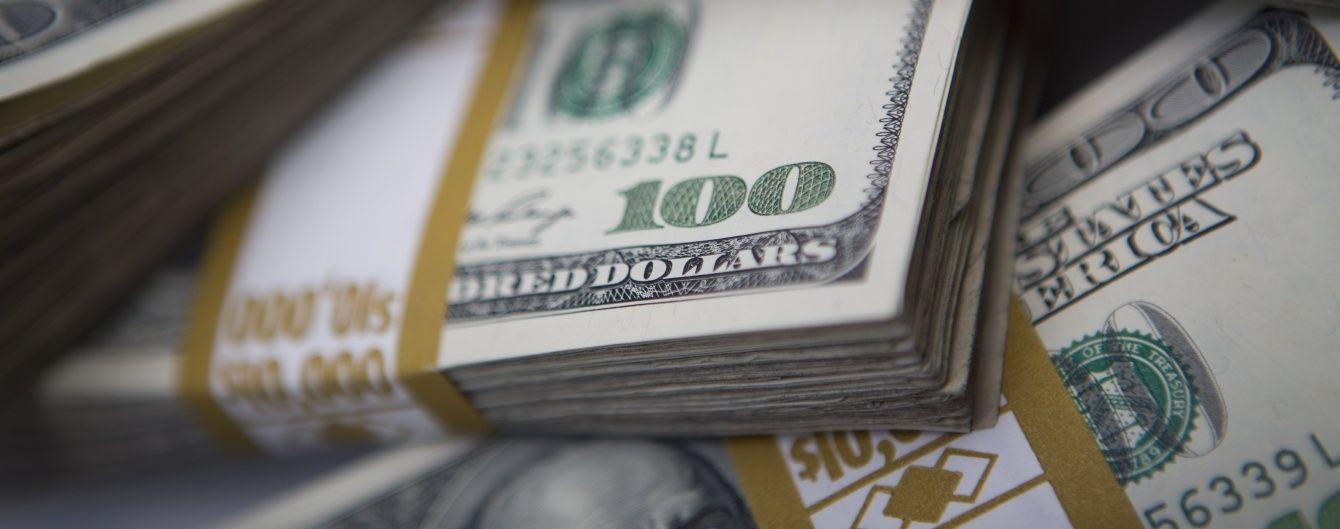 Долар і євро здешевшали в курсах Нацбанку на 11 квітня. Інфографіка