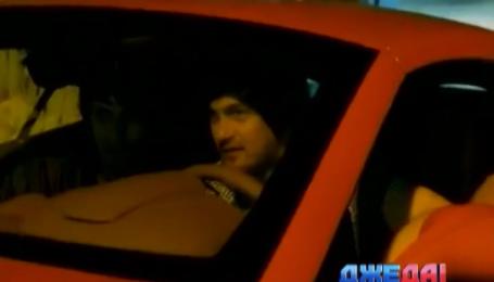 Артема Милевского снова поймали пьяным за рулем