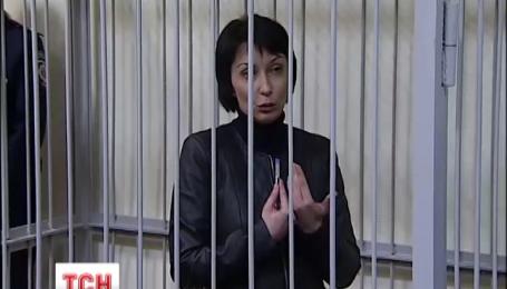 Колишнього міністра юстиції Олену Лукаш звільнили з-під варти