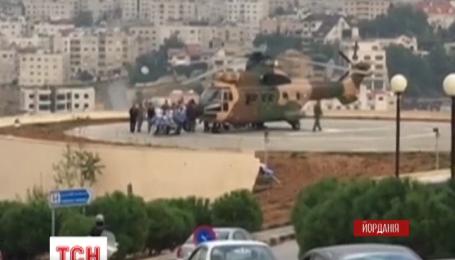 В полицейском учебном центре в Иордании произошла стрельба