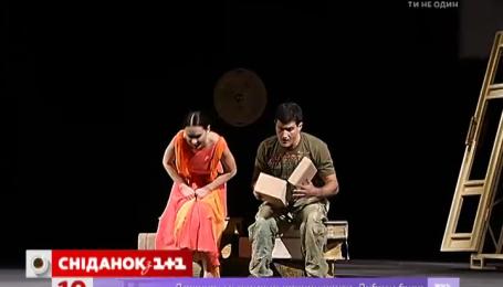 Анатолій Анатоліч дебютував у театральній виставі «Гостя»