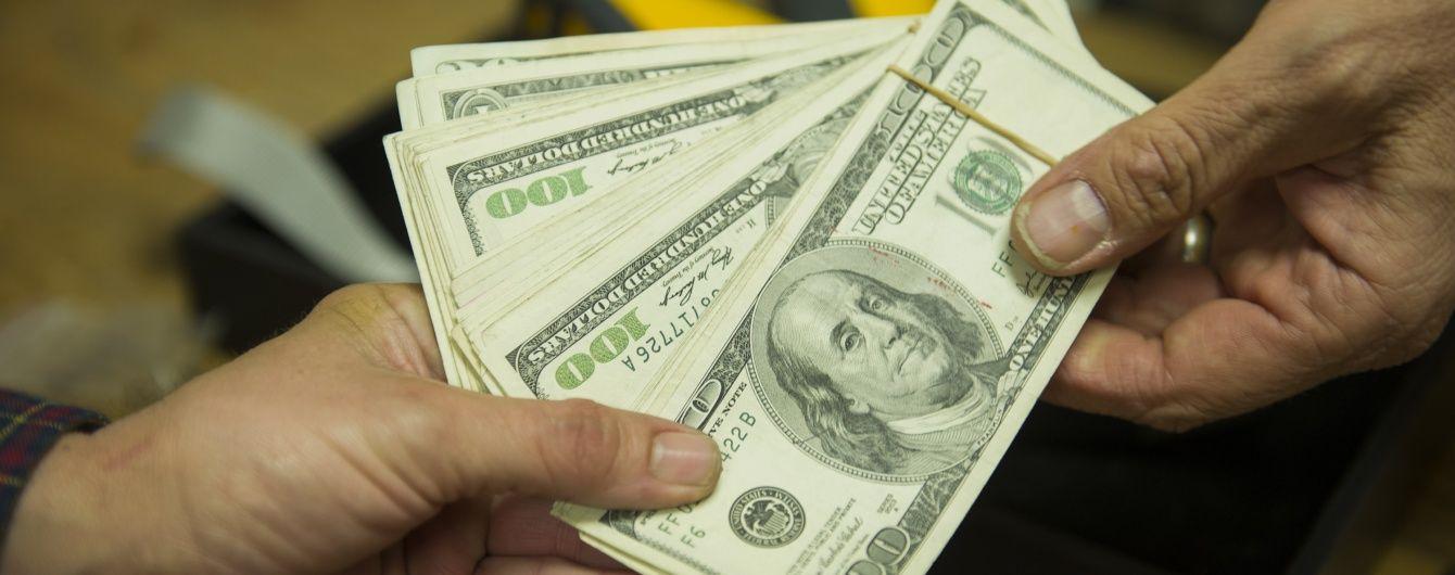 Долар і євро в курсах НБУ сягнули найвищих показників у 2016 році. Інфографіка